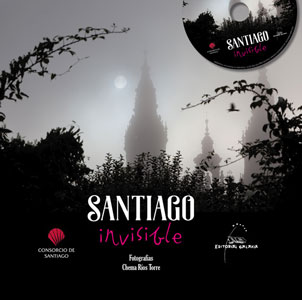 Capa de Santiago invisible