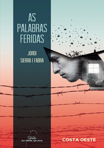 Capa de As palabras feridas