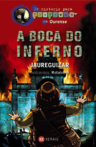 Capa de A Boca do Inferno