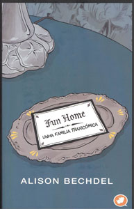 Capa de Fun home