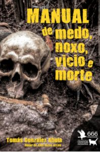 Capa de Manual de medo, noxo, vicio e morte