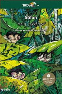 Capa de Safari